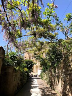 Sant'Anna entrance