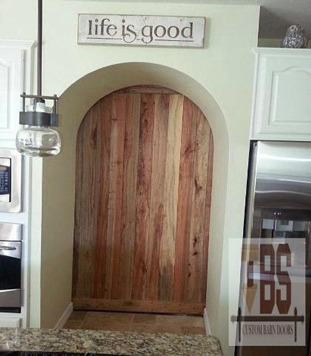 Tbs Custom Barn Doors Plank