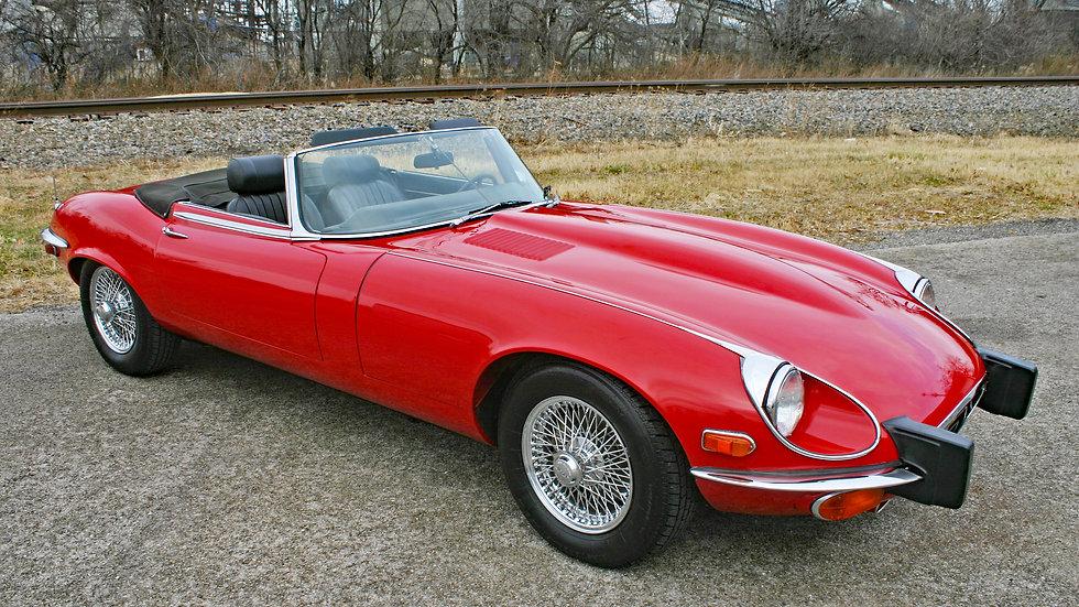1974 Jaguar XKE V12
