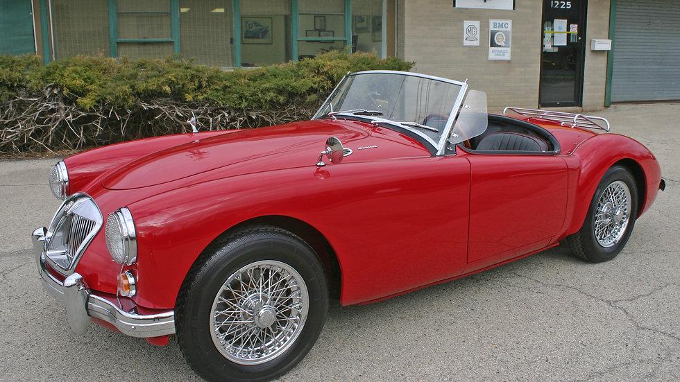 1962 MGA 1600 Mk II