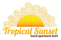 Tropical Sunset logo_orange_white bkg.jp