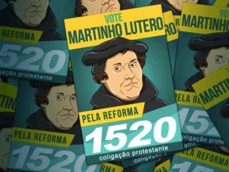 A Política em Lutero