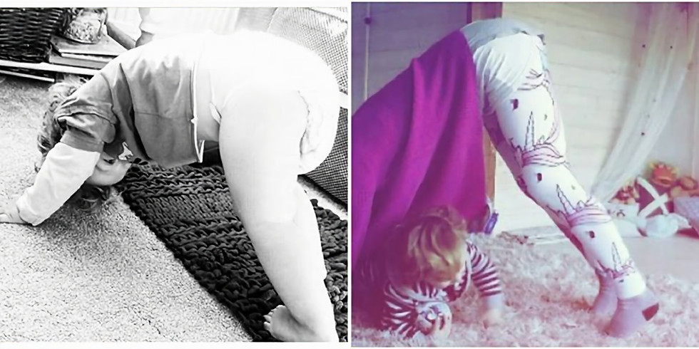 TASTER SESSION: Family Yoga St Albans