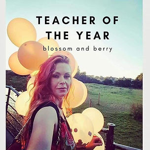 Blossom And Berry Teacher Of The Year__I