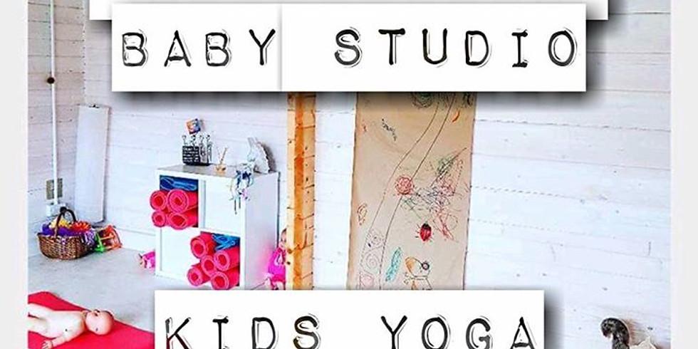 Kids Yoga After School