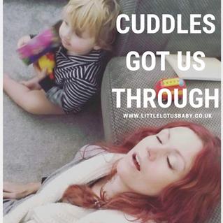 Create a Cuddle Bubble