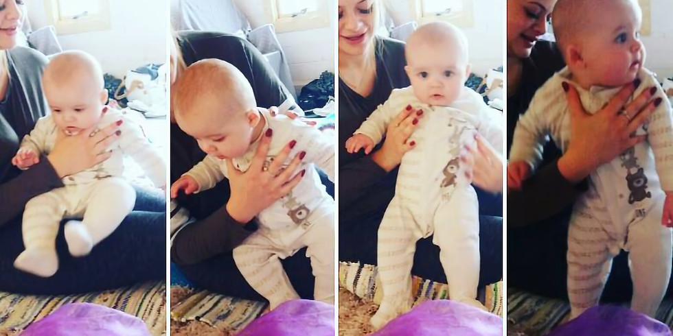 Baby Yoga & Massage Combined Course May