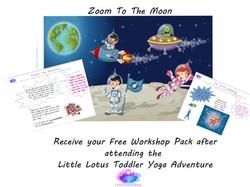 Toddler Yoga info pack