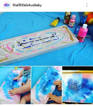 Art For The New Studio......