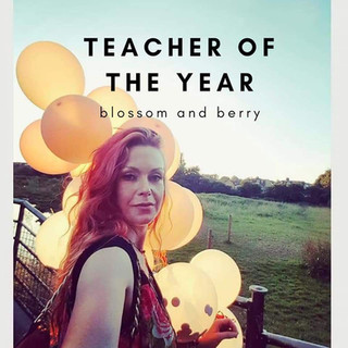 Blossom And Berry Teacher Of The Year!