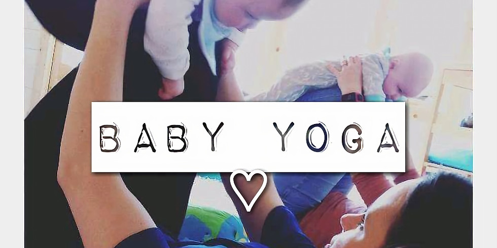 Baby Yoga & Massage Combined Course