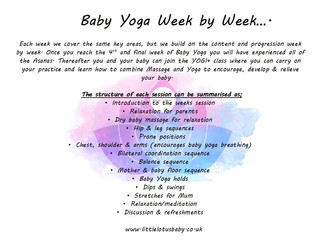 What happens in Baby Yoga?