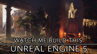 Watch me build this - Unreal engine 5.jp