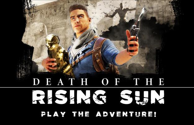 Death of the Rising Sun