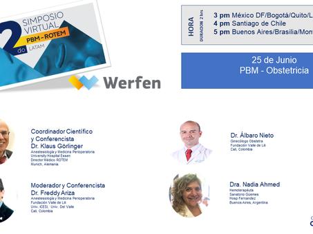 2do Simposio Virtual PBM-ROTEM LATAM - Sesión 4 - Sangrado en Obstetricia