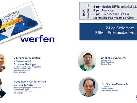 2do Simposio Virtual PBM-ROTEM LATAM - Sesión 7 - Enfermedad Hepática y Trasplante