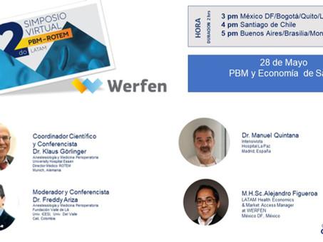 2do Simposio Virtual PBM-ROTEM LATAM - Sesión 3 - Economía de la Salud