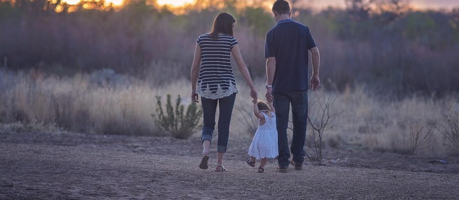 Minimalismus in der Kindererziehung
