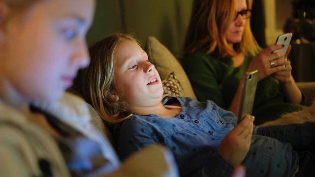 Internetsucht bei Kindern