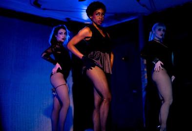 Alyssa Anne Austin as Texas in Cabaret