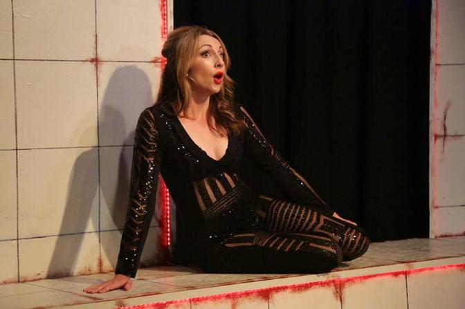 Alyssa Anne Austin as Carla in Nine