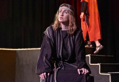 Alyssa Austin as Judas in Jesus Christ Superstar
