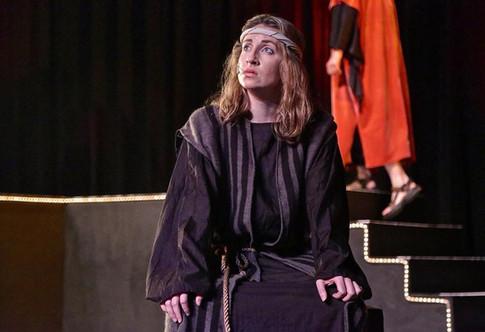 Alyssa Anne Austin as Judas in Jesus Christ Superstar