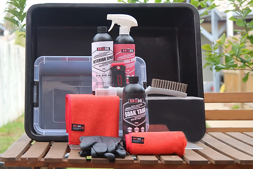 BBQ CLEANING KIT
