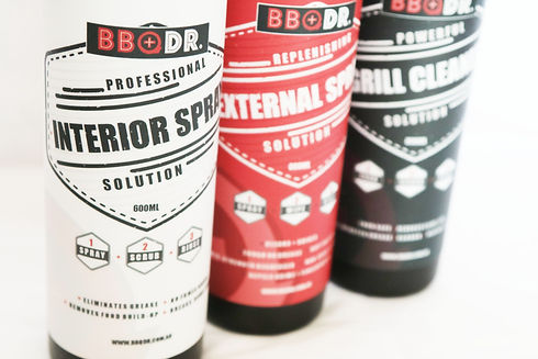 bbq cleaner refill