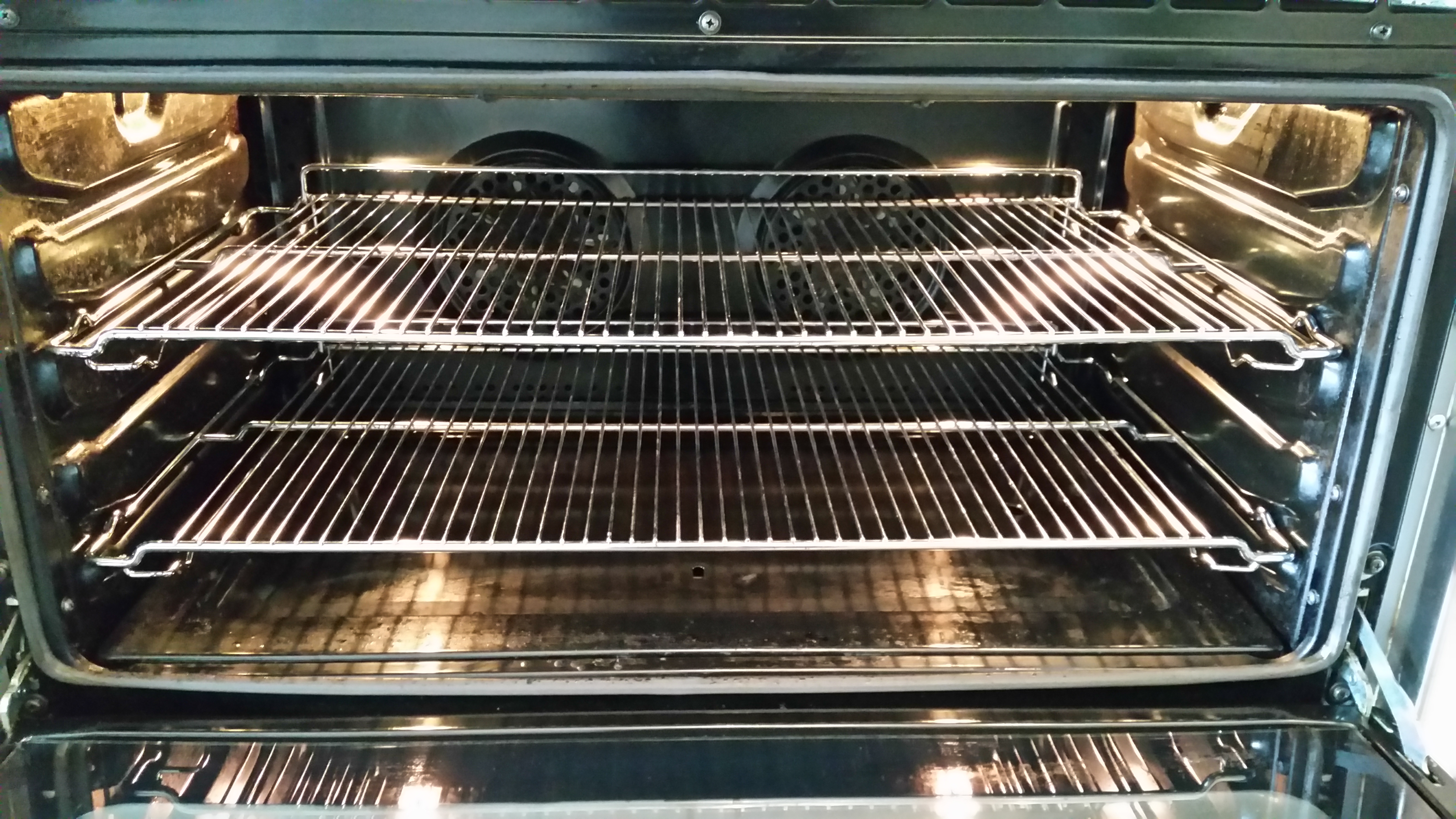 Oven Clean
