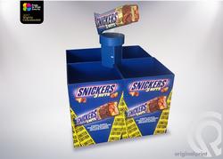 Snickers 3 Nut