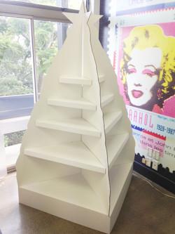 Pyramid Display