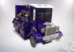 Cadbury Van