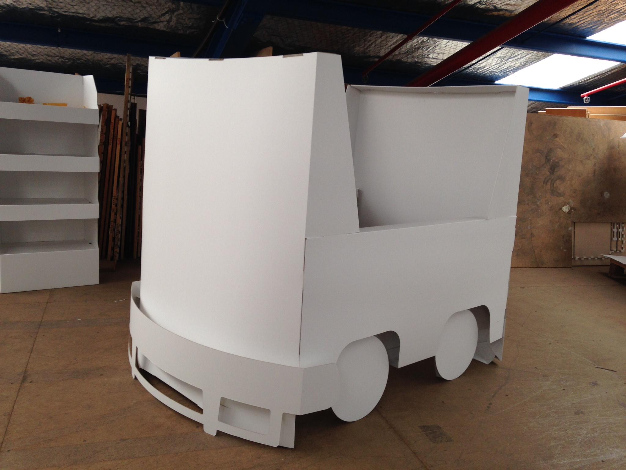 Van Display