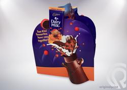 Cadbury 3D Standee