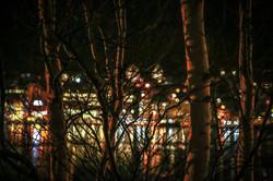 St. John's at Night