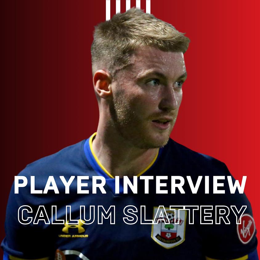 Interview with Callum Slattery