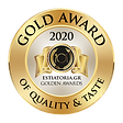 GOLD AWARD 2020 - ESTIATORIA.GR GOLDEN A
