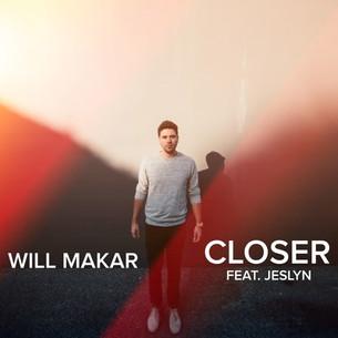 Will Makar: Closer [feat. JESLYN]