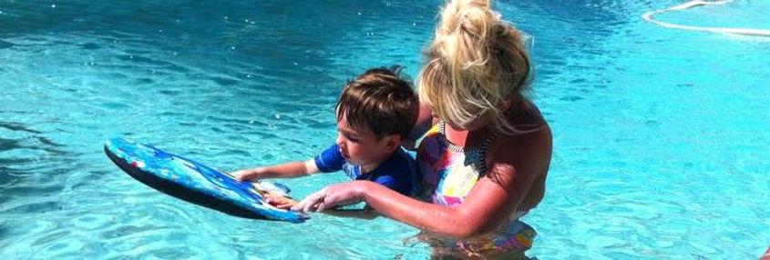 Swim Lessons Yorba Linda