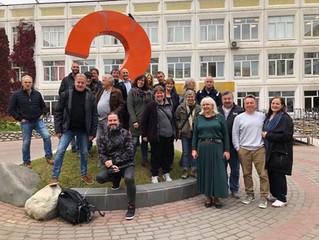 Приключение голландцев в России. Кейс-чемпионат и встреча с искусством