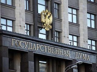 Визит в Госдуму РФ