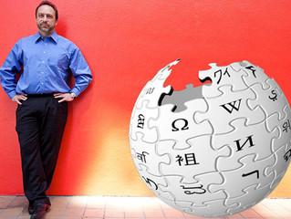"""Лекция основателя """"Википедия"""" Джимми Уэйлса"""