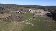 aerial view barns rings from 5 mayflower