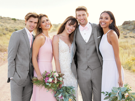 How Far In Advance Should I Rent My Wedding Tuxedos?