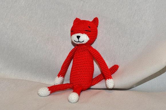 Gato Amineko Rojo (Ref.I005)
