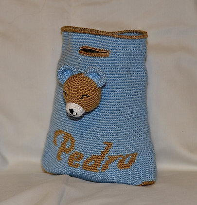 Bolsa de bebé, para biberón o merienda (Ref.I008)