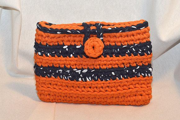 Bolso de mano Naranja (Ref.C057)