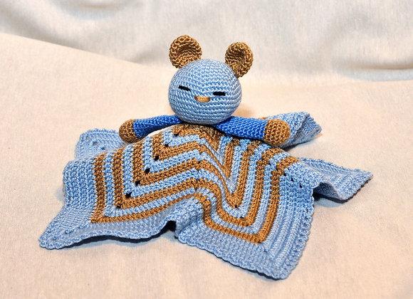 Mantita de apego azul (Ref.I005)