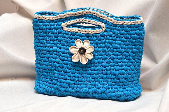 Bolso azul turquesa (Ref.B002)